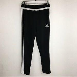 Adidas 3 Stripe Climacool Track Warm Up Pants